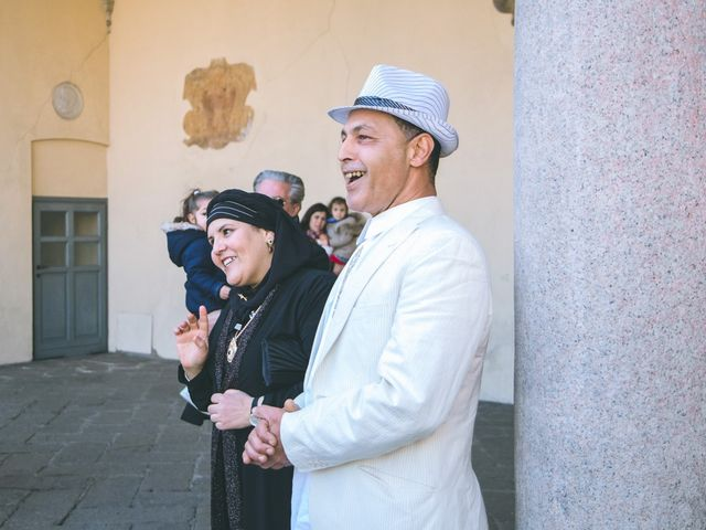 Il matrimonio di Matteo e Dalal a Rho, Milano 18