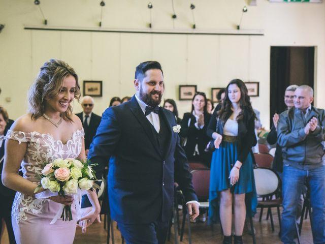 Il matrimonio di Matteo e Dalal a Rho, Milano 25