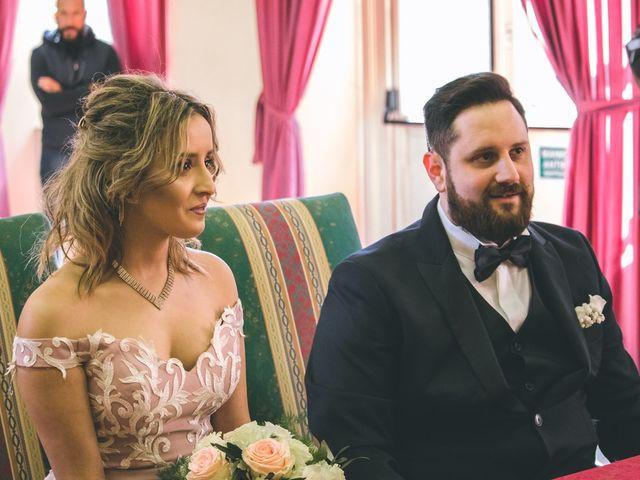 Il matrimonio di Matteo e Dalal a Rho, Milano 32