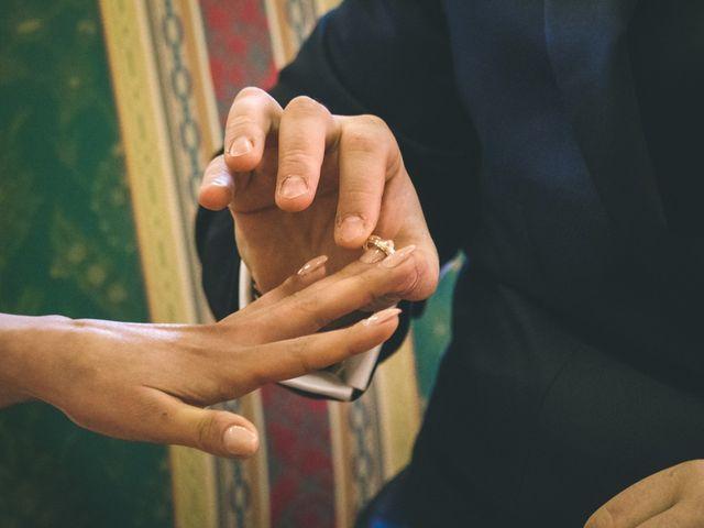 Il matrimonio di Matteo e Dalal a Rho, Milano 35