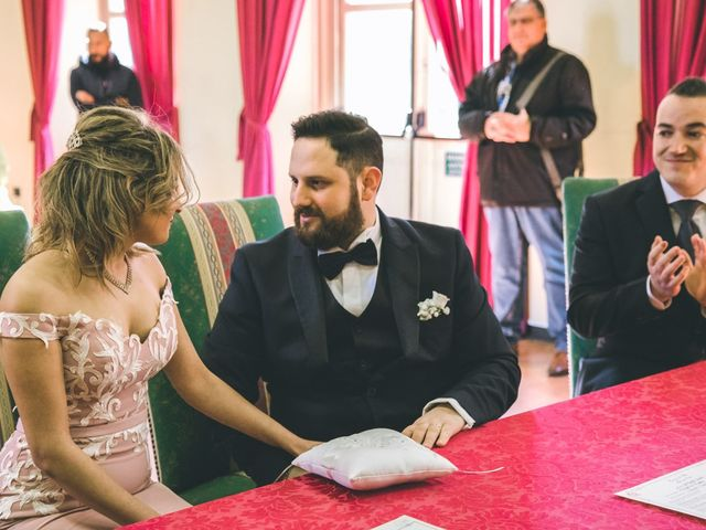 Il matrimonio di Matteo e Dalal a Rho, Milano 38