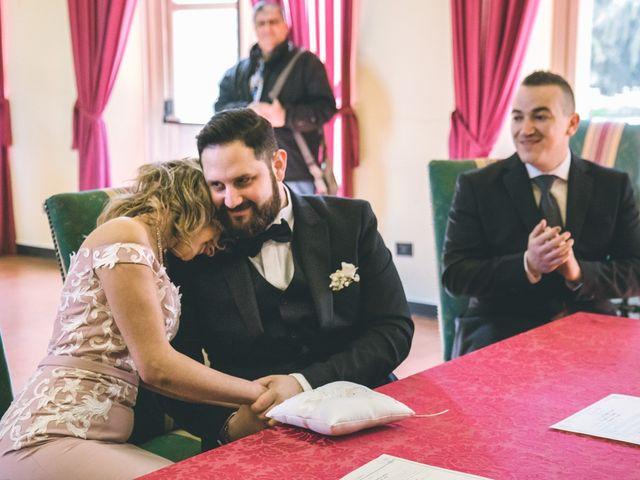 Il matrimonio di Matteo e Dalal a Rho, Milano 39