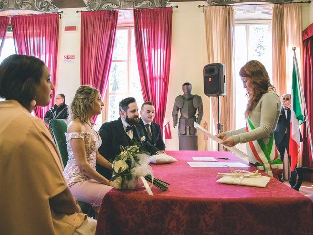 Il matrimonio di Matteo e Dalal a Rho, Milano 43