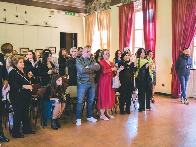 Il matrimonio di Matteo e Dalal a Rho, Milano 44