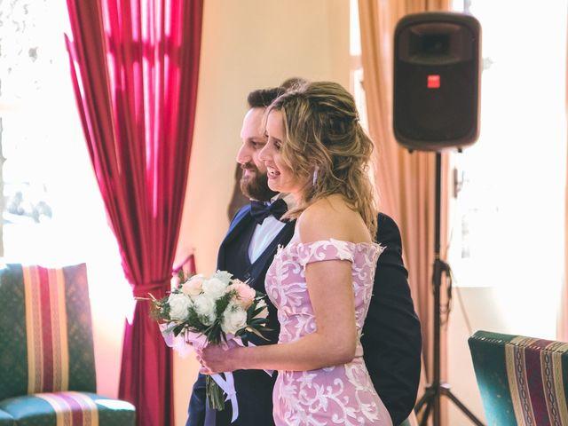 Il matrimonio di Matteo e Dalal a Rho, Milano 45