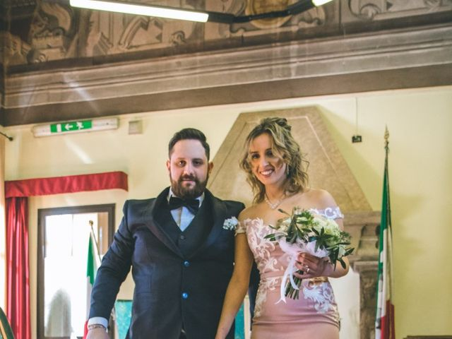 Il matrimonio di Matteo e Dalal a Rho, Milano 46