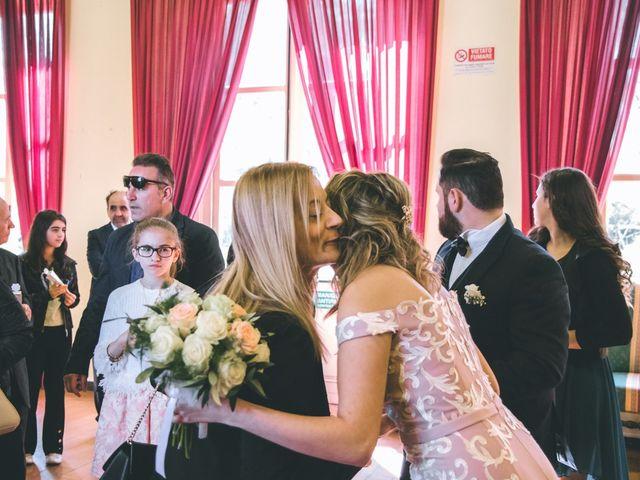 Il matrimonio di Matteo e Dalal a Rho, Milano 47