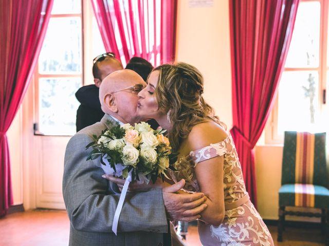 Il matrimonio di Matteo e Dalal a Rho, Milano 49