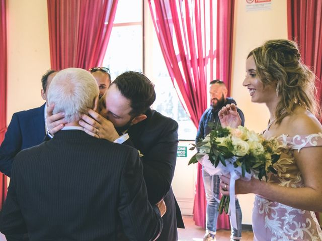 Il matrimonio di Matteo e Dalal a Rho, Milano 50