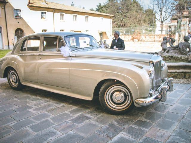 Il matrimonio di Matteo e Dalal a Rho, Milano 53