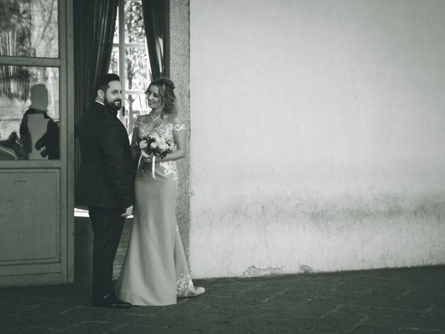 Il matrimonio di Matteo e Dalal a Rho, Milano 54