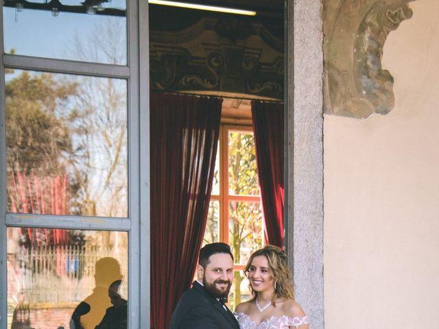 Il matrimonio di Matteo e Dalal a Rho, Milano 55