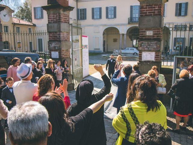 Il matrimonio di Matteo e Dalal a Rho, Milano 56