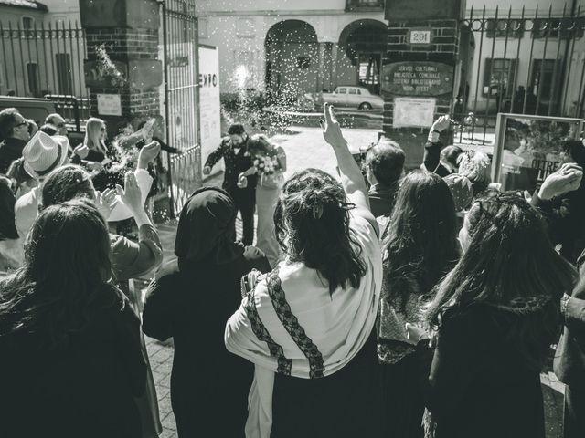 Il matrimonio di Matteo e Dalal a Rho, Milano 57