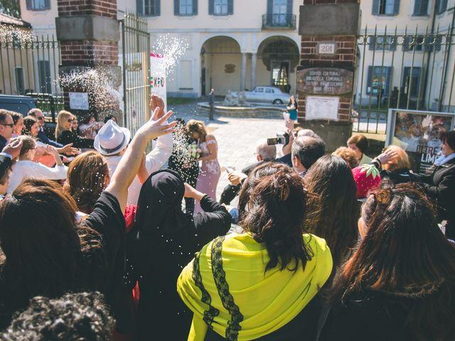 Il matrimonio di Matteo e Dalal a Rho, Milano 59