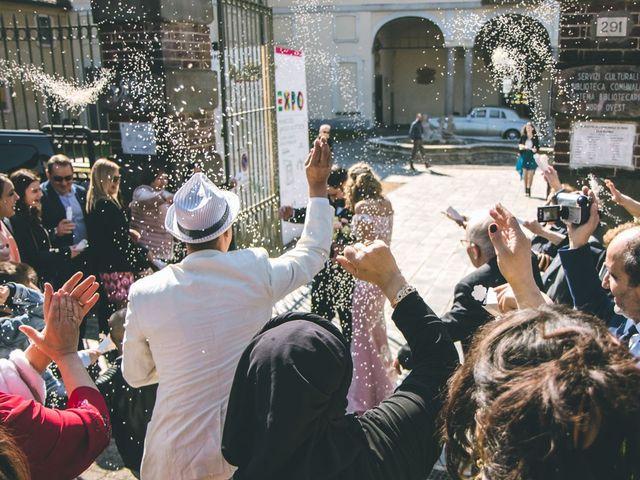 Il matrimonio di Matteo e Dalal a Rho, Milano 60