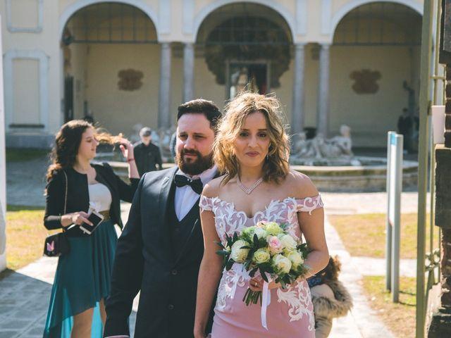 Il matrimonio di Matteo e Dalal a Rho, Milano 64