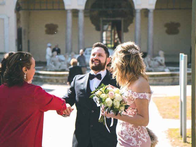 Il matrimonio di Matteo e Dalal a Rho, Milano 65