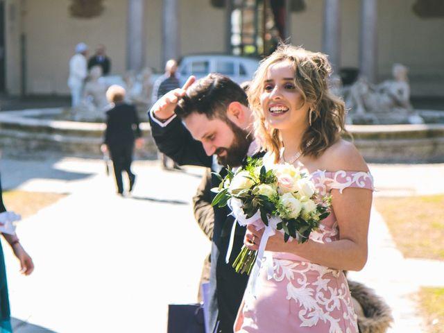 Il matrimonio di Matteo e Dalal a Rho, Milano 66