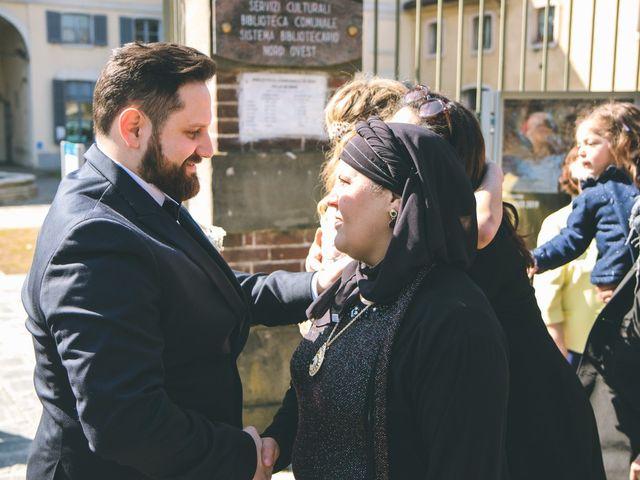Il matrimonio di Matteo e Dalal a Rho, Milano 68