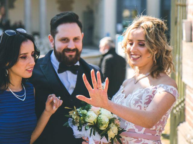 Il matrimonio di Matteo e Dalal a Rho, Milano 70