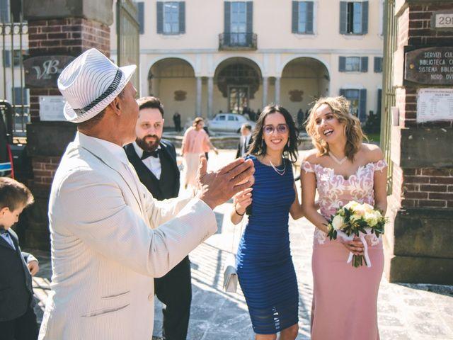 Il matrimonio di Matteo e Dalal a Rho, Milano 72