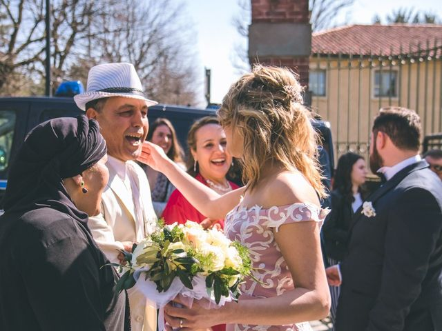 Il matrimonio di Matteo e Dalal a Rho, Milano 76