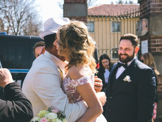 Il matrimonio di Matteo e Dalal a Rho, Milano 77