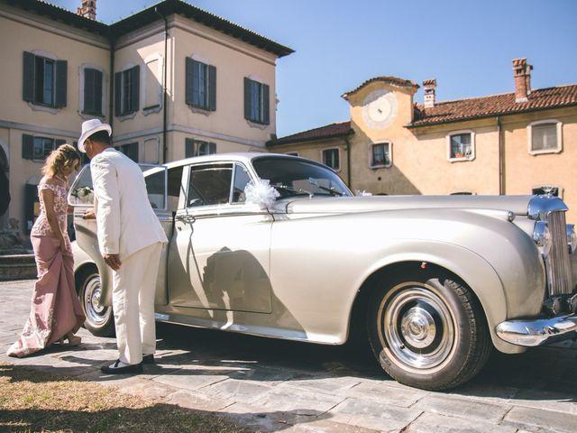 Il matrimonio di Matteo e Dalal a Rho, Milano 79