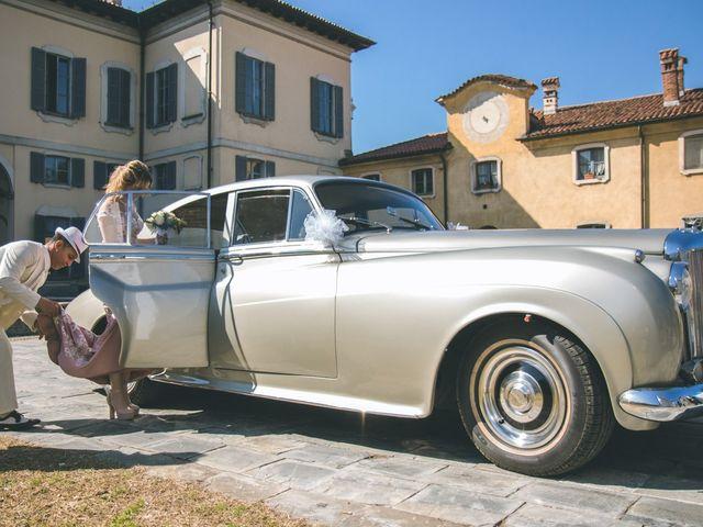 Il matrimonio di Matteo e Dalal a Rho, Milano 80