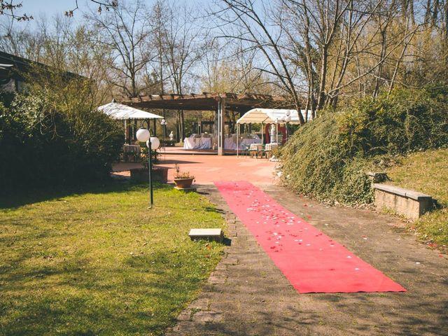 Il matrimonio di Matteo e Dalal a Rho, Milano 91