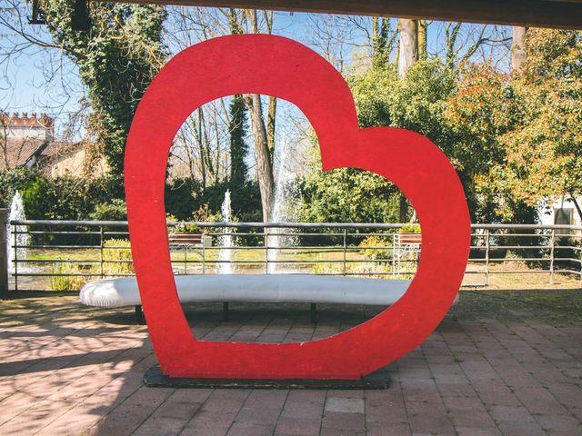 Il matrimonio di Matteo e Dalal a Rho, Milano 93