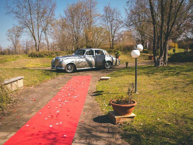 Il matrimonio di Matteo e Dalal a Rho, Milano 94