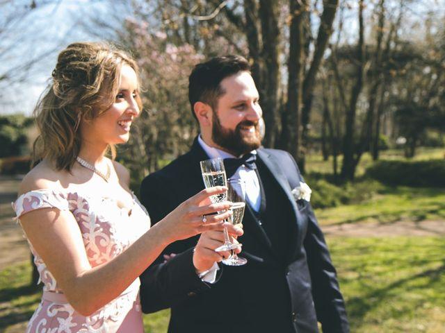 Il matrimonio di Matteo e Dalal a Rho, Milano 105