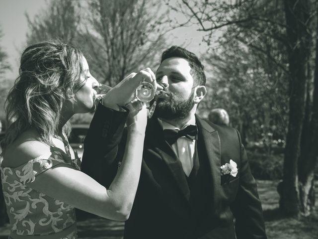 Il matrimonio di Matteo e Dalal a Rho, Milano 107