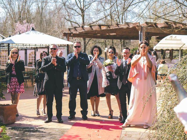 Il matrimonio di Matteo e Dalal a Rho, Milano 108