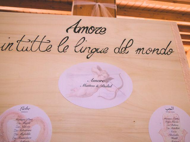 Il matrimonio di Matteo e Dalal a Rho, Milano 111