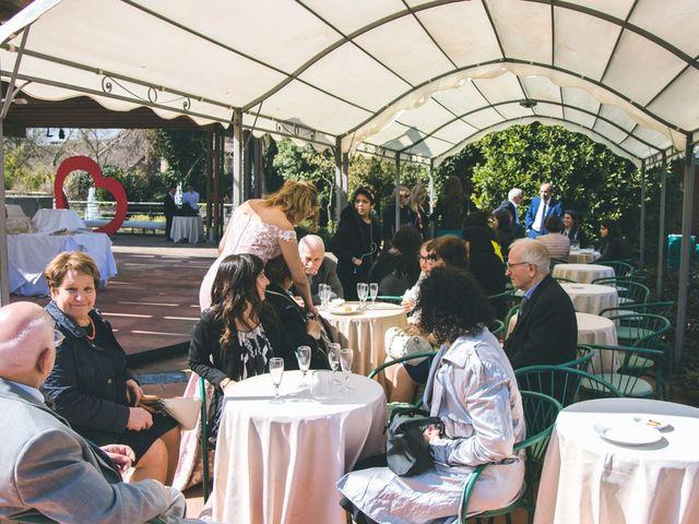Il matrimonio di Matteo e Dalal a Rho, Milano 125