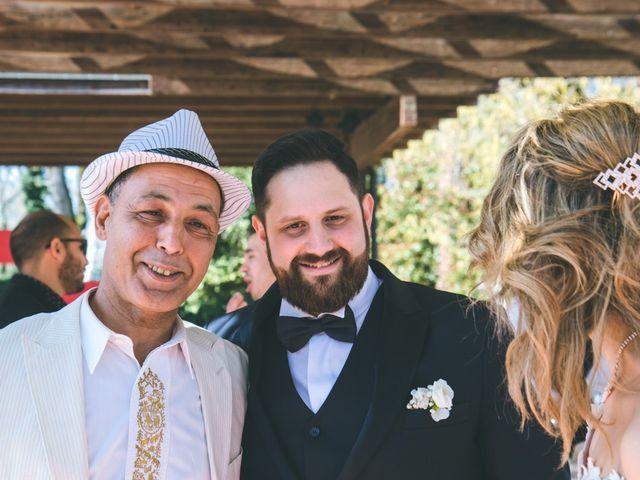 Il matrimonio di Matteo e Dalal a Rho, Milano 131