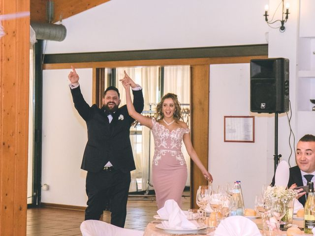 Il matrimonio di Matteo e Dalal a Rho, Milano 133