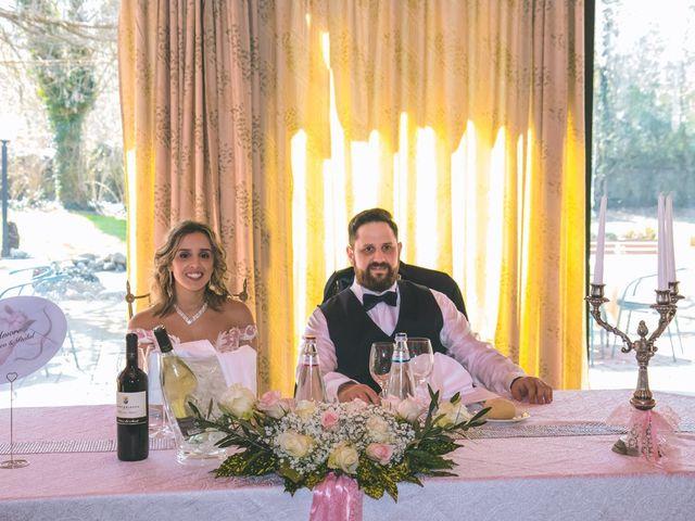 Il matrimonio di Matteo e Dalal a Rho, Milano 135