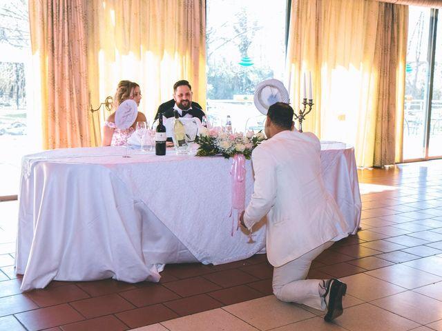 Il matrimonio di Matteo e Dalal a Rho, Milano 136