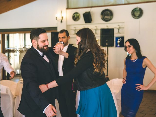 Il matrimonio di Matteo e Dalal a Rho, Milano 152