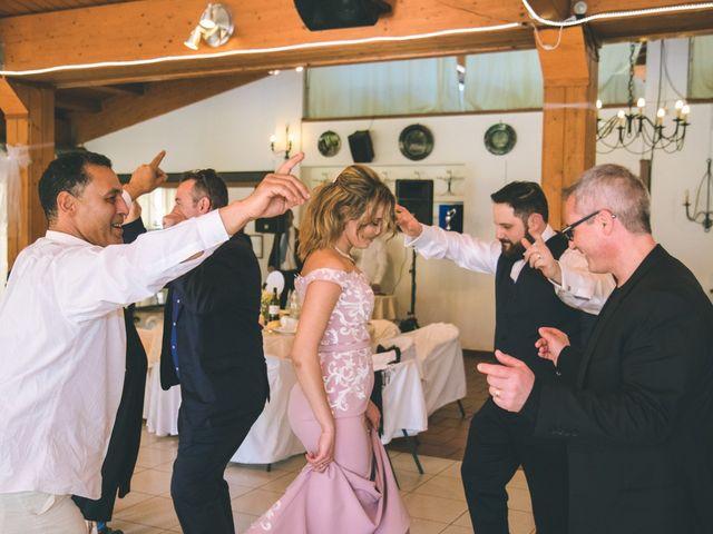 Il matrimonio di Matteo e Dalal a Rho, Milano 171