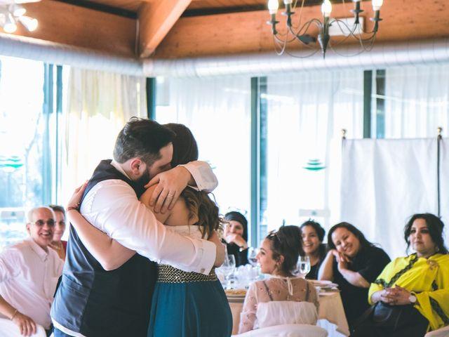 Il matrimonio di Matteo e Dalal a Rho, Milano 182