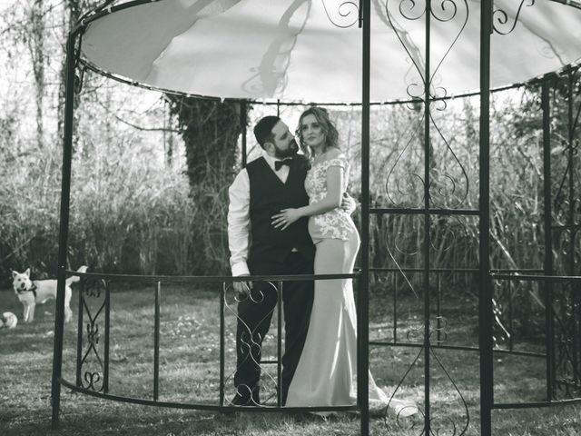 Il matrimonio di Matteo e Dalal a Rho, Milano 193