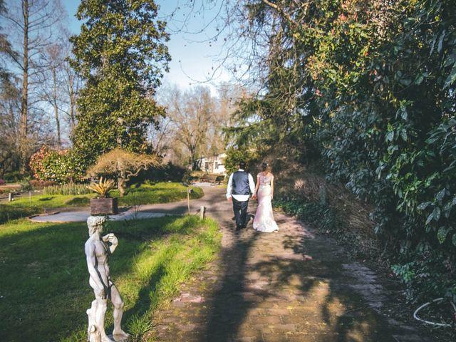 Il matrimonio di Matteo e Dalal a Rho, Milano 200