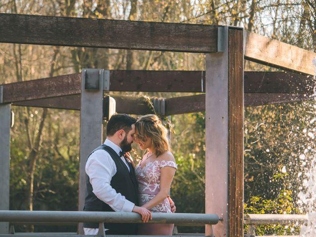 Le nozze di Dalal e Matteo