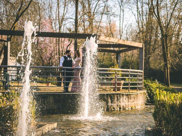 Il matrimonio di Matteo e Dalal a Rho, Milano 213