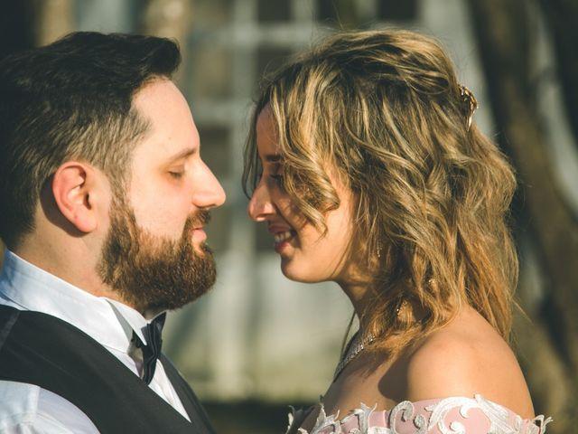 Il matrimonio di Matteo e Dalal a Rho, Milano 219